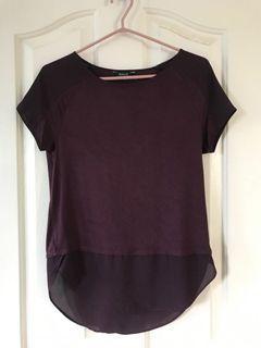 Rw and co blouse size xxs