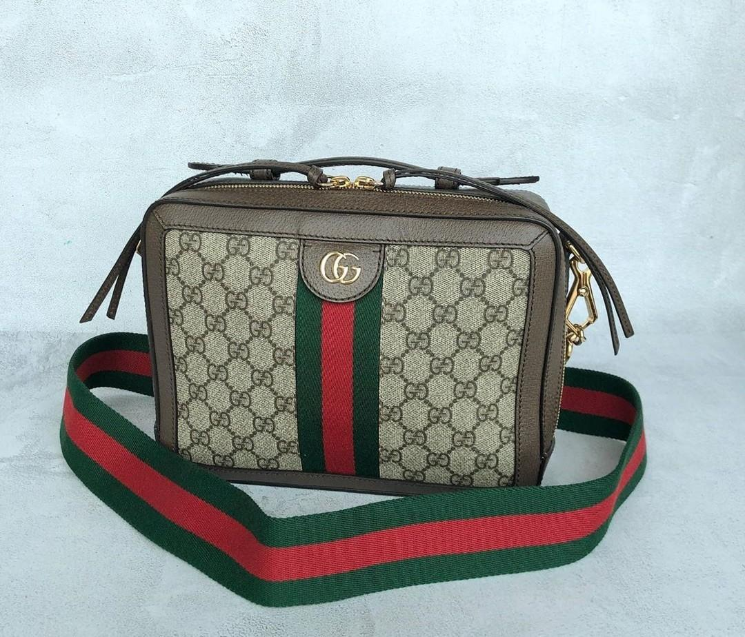 ❗SALE!!! AUTH. GUCCI OPHIDIA SMALL 35cm