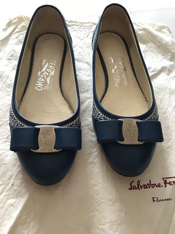 Salvatore Ferragamo Shoes. Size 5.5