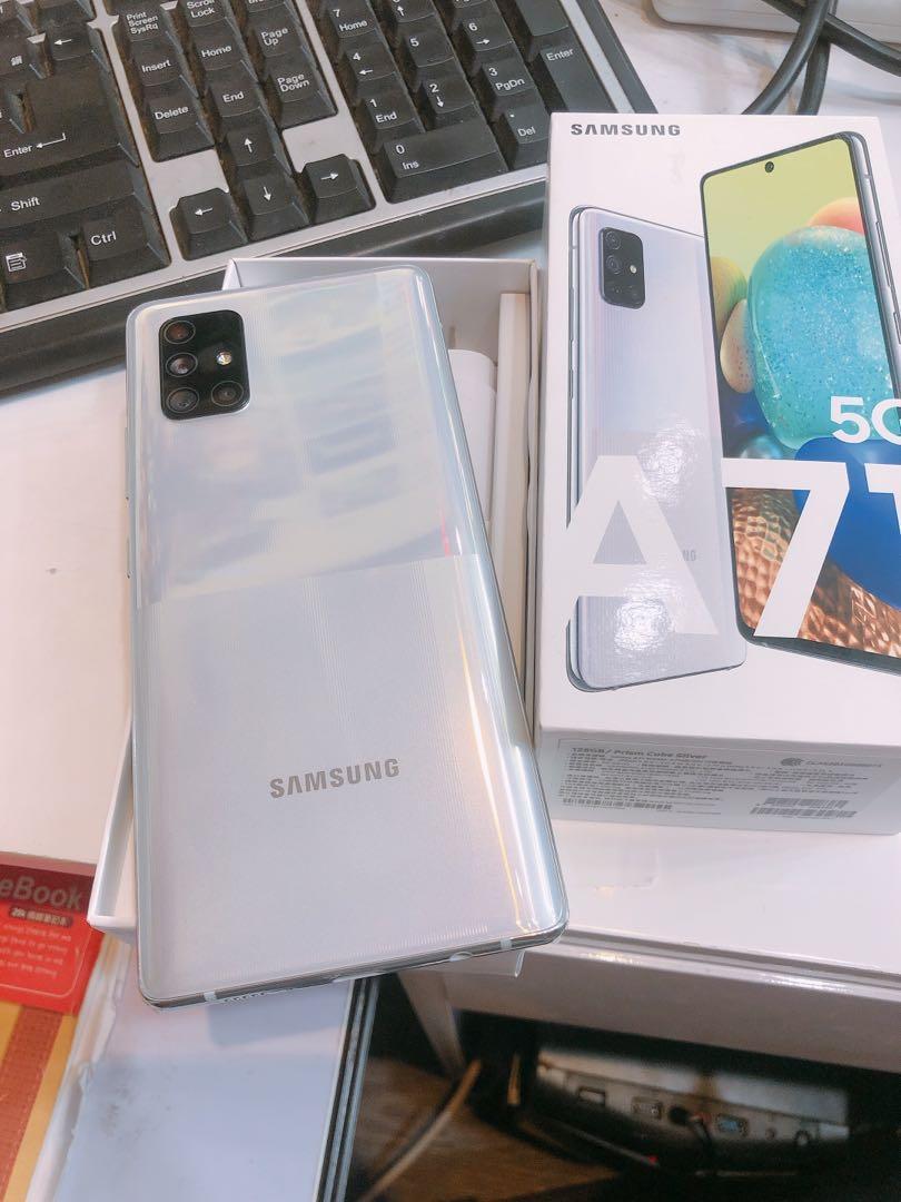 Samsung A71 New