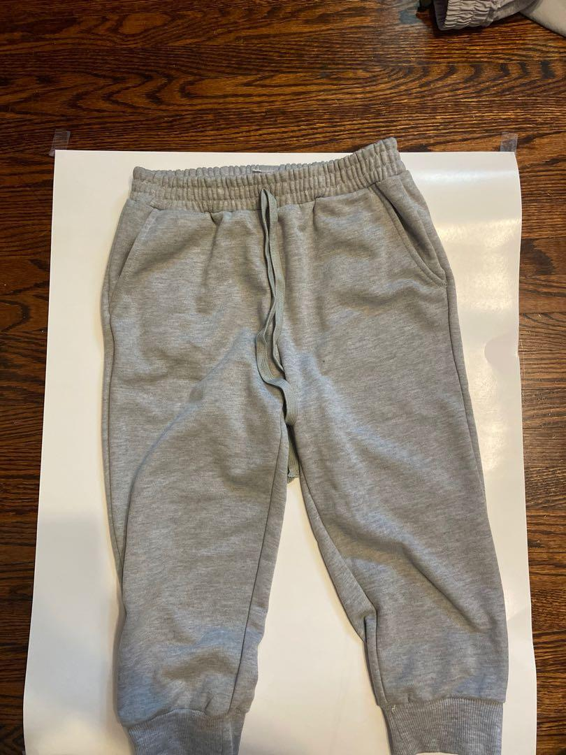 See you in the morning crop joggers