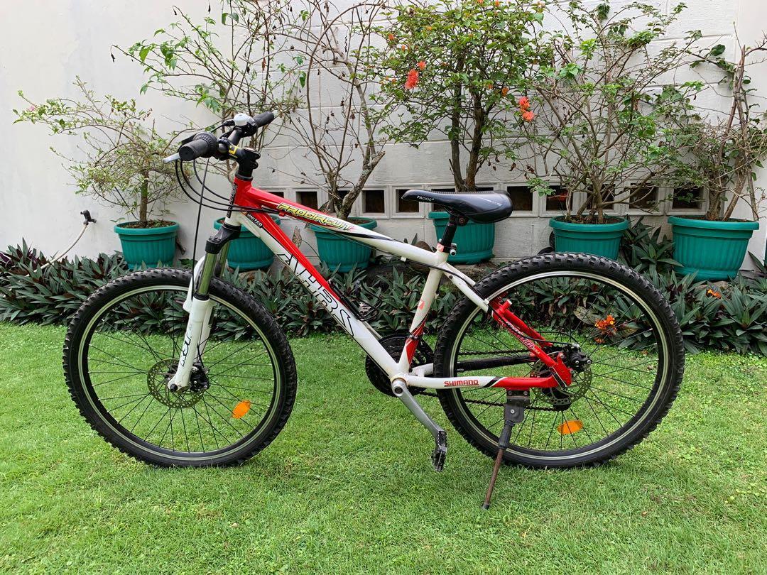 Sepeda mountain bike dapet 2