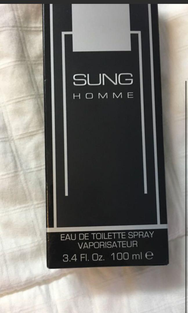 Sung homme cologne