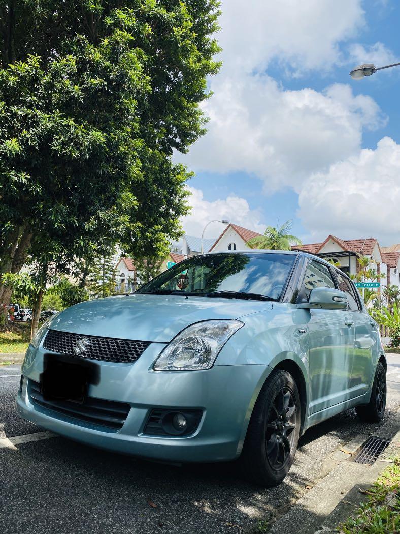 Suzuki Swift 1.5 GLX VVT 5-Dr (A)