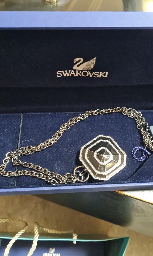 Swarovski Compass Necklace