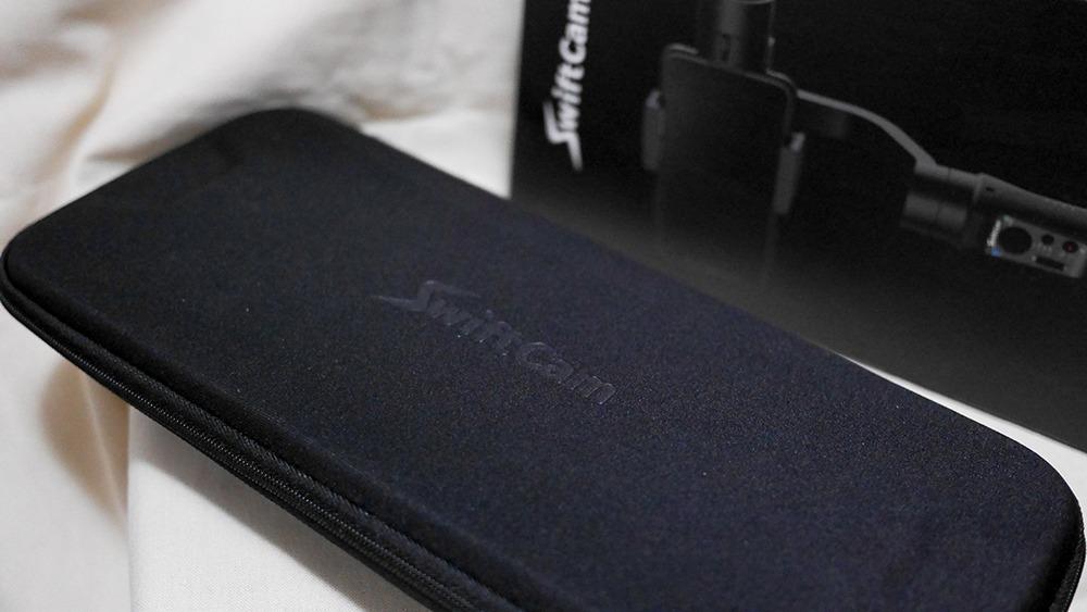 SwiftCam m4s 手機 近全新二手 三軸穩定器