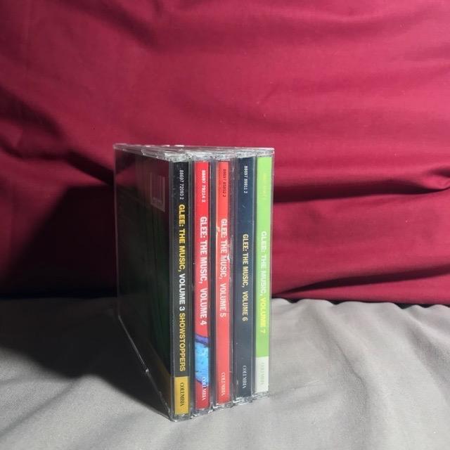 Take All - Koleksi CD Album Glee: The Music, Volume 3-7
