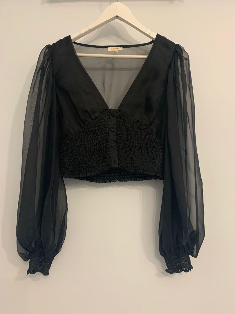 TOP FROM HONEY