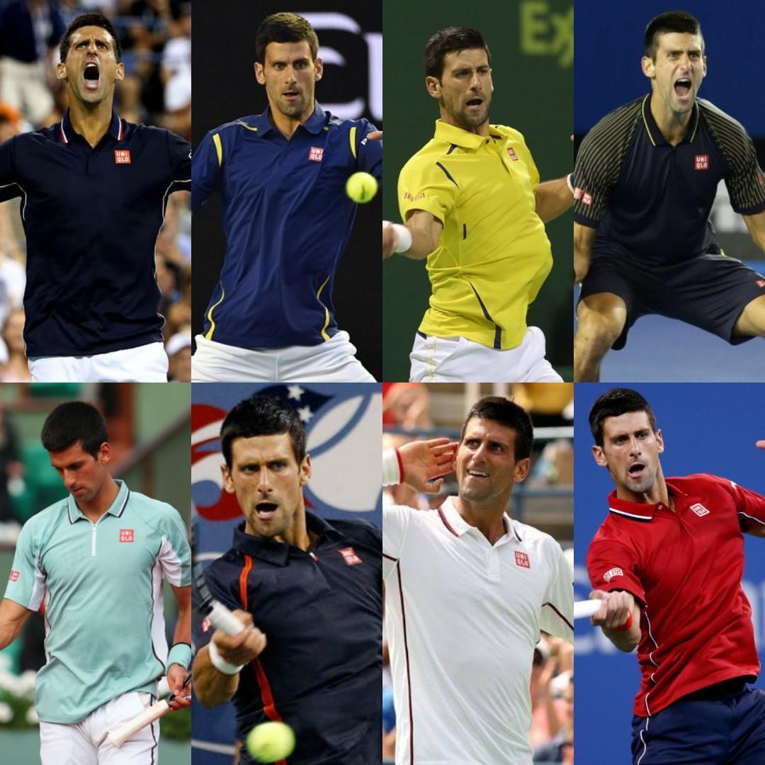 Uniqlo Tennis Polo Novak Djokovic Not Federer Brand New Sports Sports Apparel On Carousell