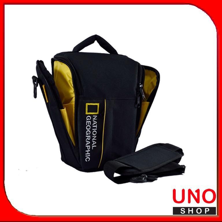 Universal Tas Kamera Slempang Kode S National Geographic