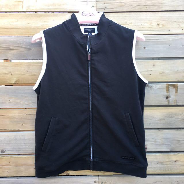 Vintage Burberry Golf Vest