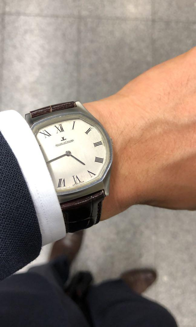 Vintage Jaeger-LeCoultre JLC Mechanical Watch - Produced from '72-'73 | 36mm