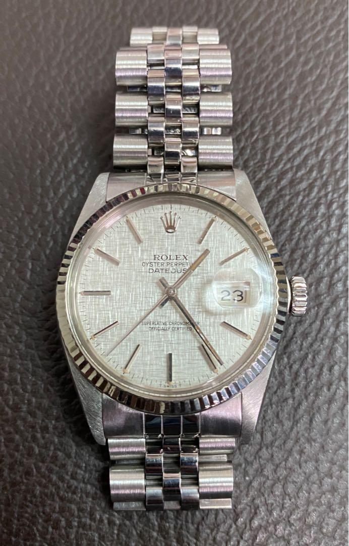 Vintage Rolex Datejust 16014