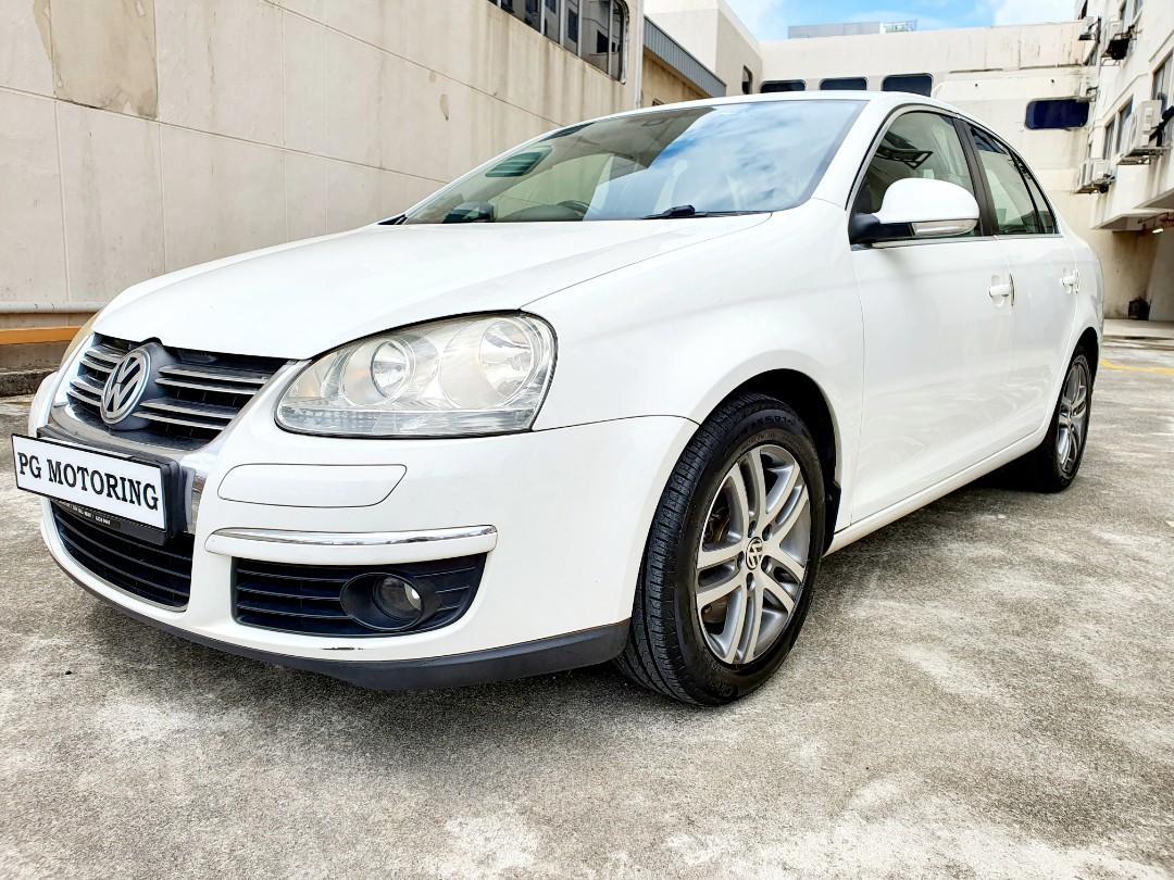 Volkswagen Jetta 1.4A Sports (New 5-yr COE) Auto