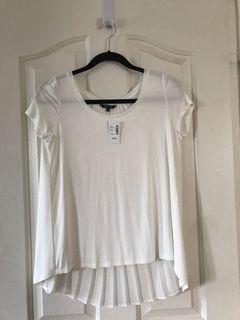 White shirt rw and co brand new