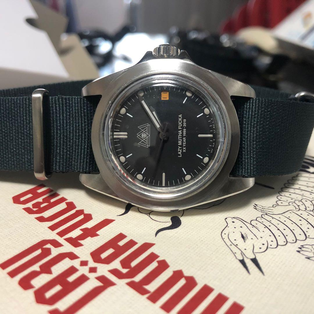 WMT X LMF 20 years limited edition