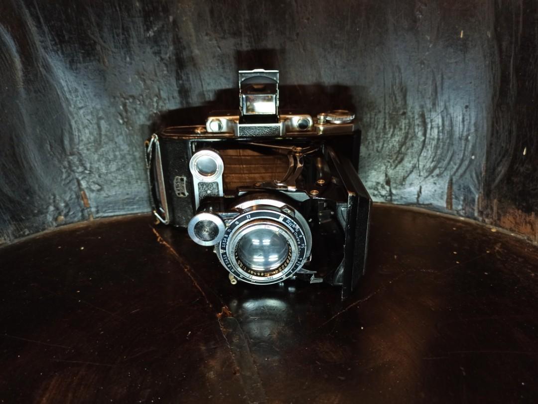Zeiss ikon Super ikonta 531/2 古董蛇腹120底片相機