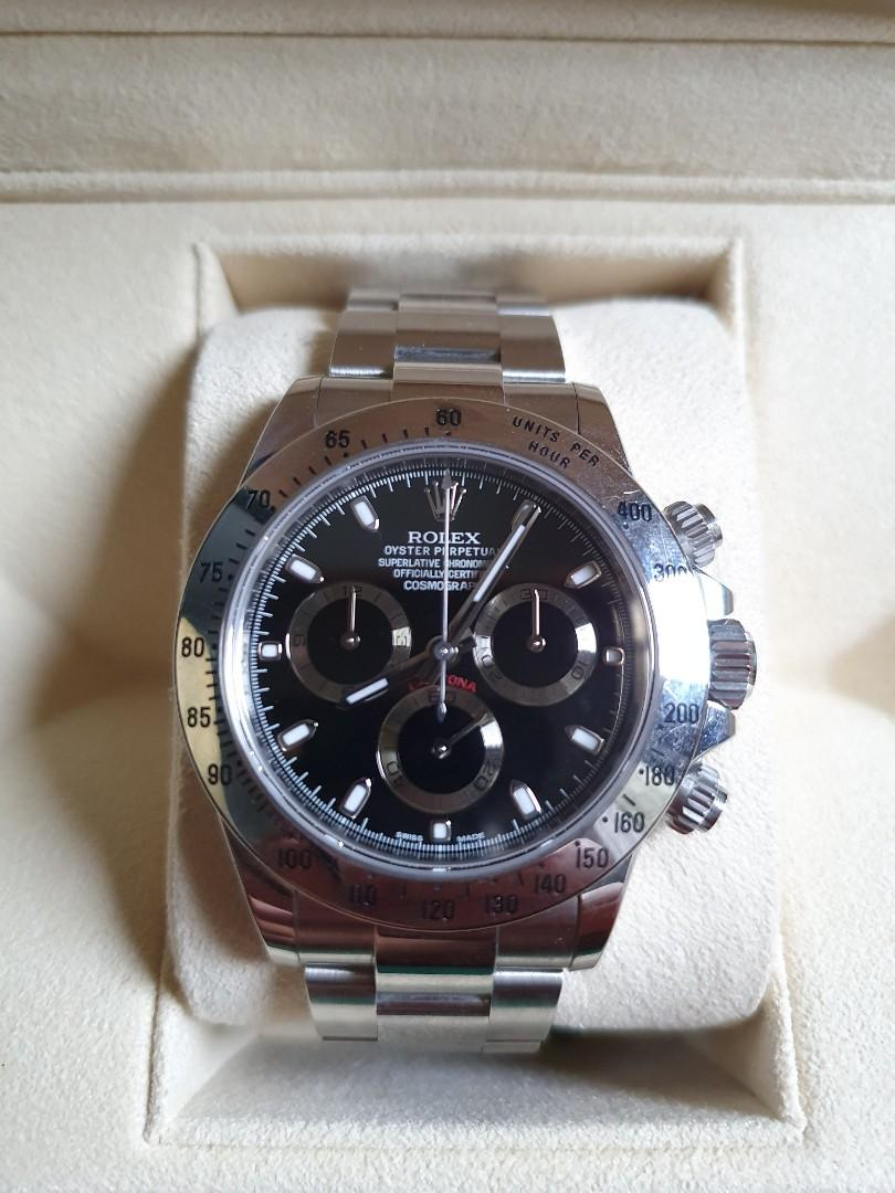 2015 Rolex Daytona 116520 Local AD