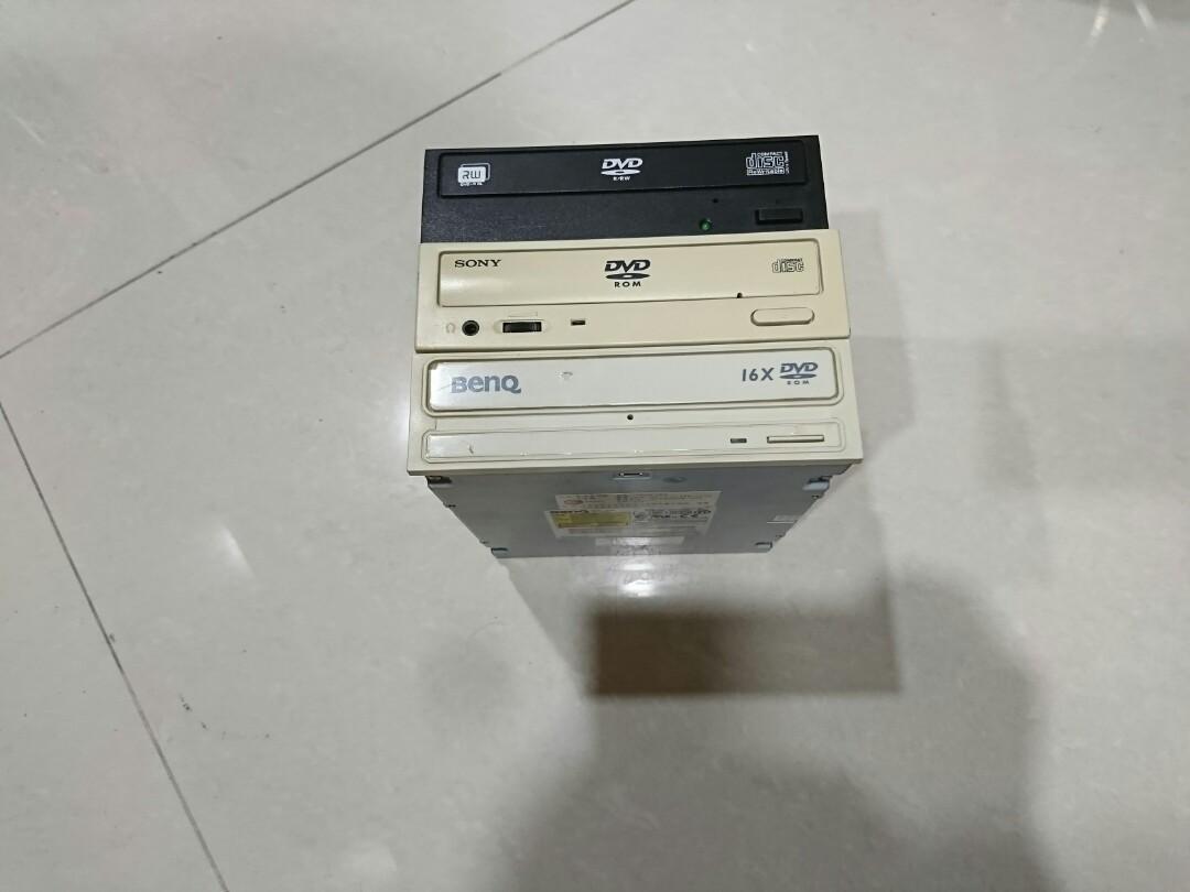 3部內接光碟機