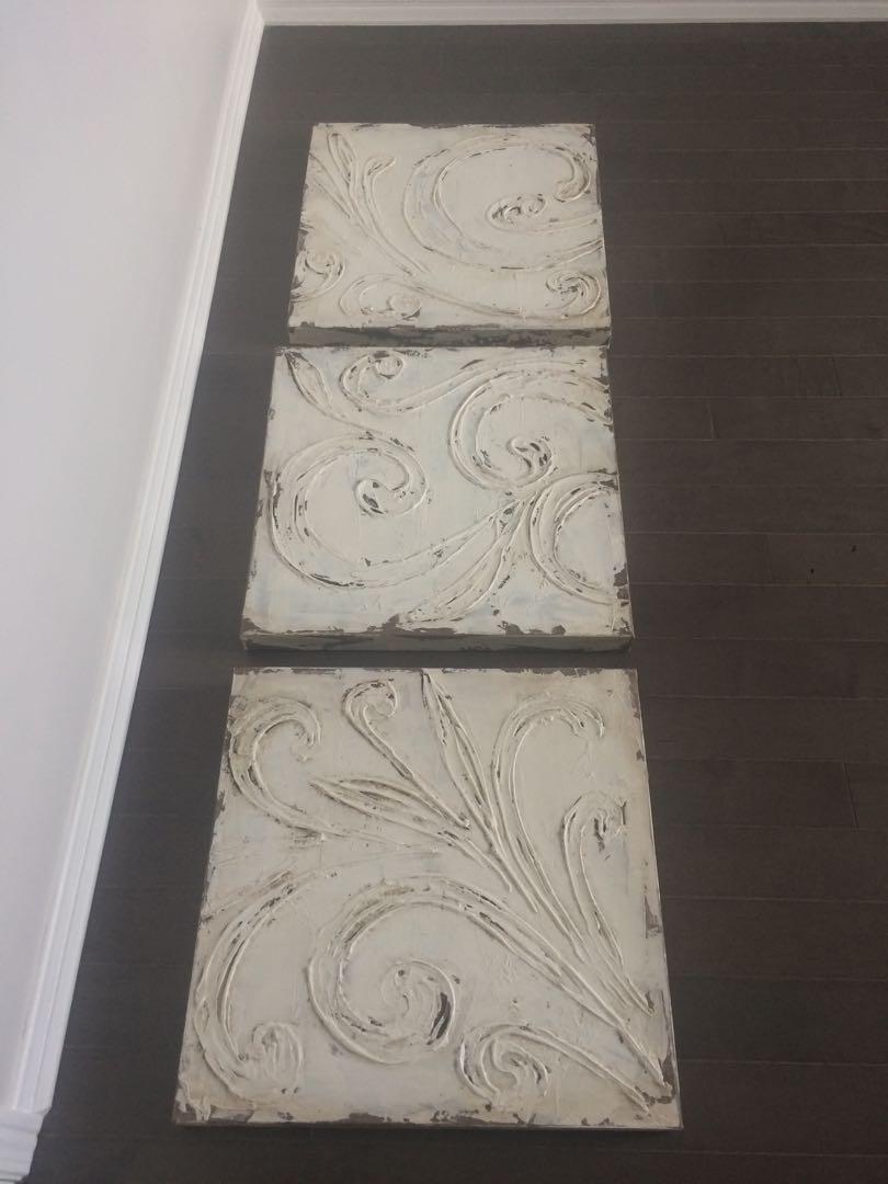 3 Piece Wall Decor