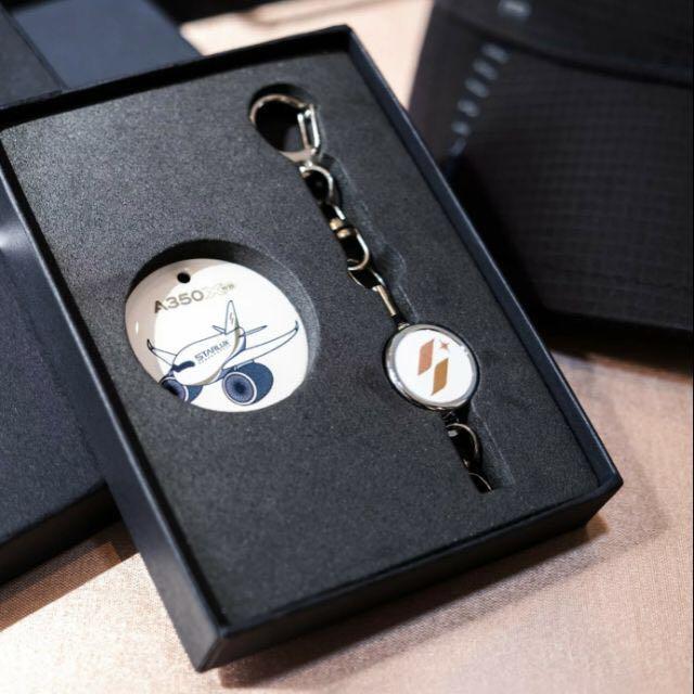星宇航空 聯名悠遊卡(鑰匙圈造型)