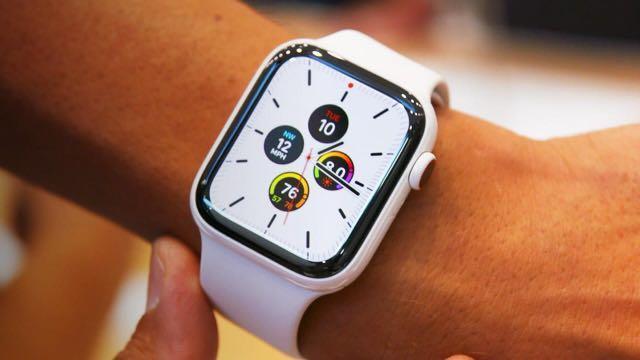Apple Watch Edition - Ceramic Series 5 44mm