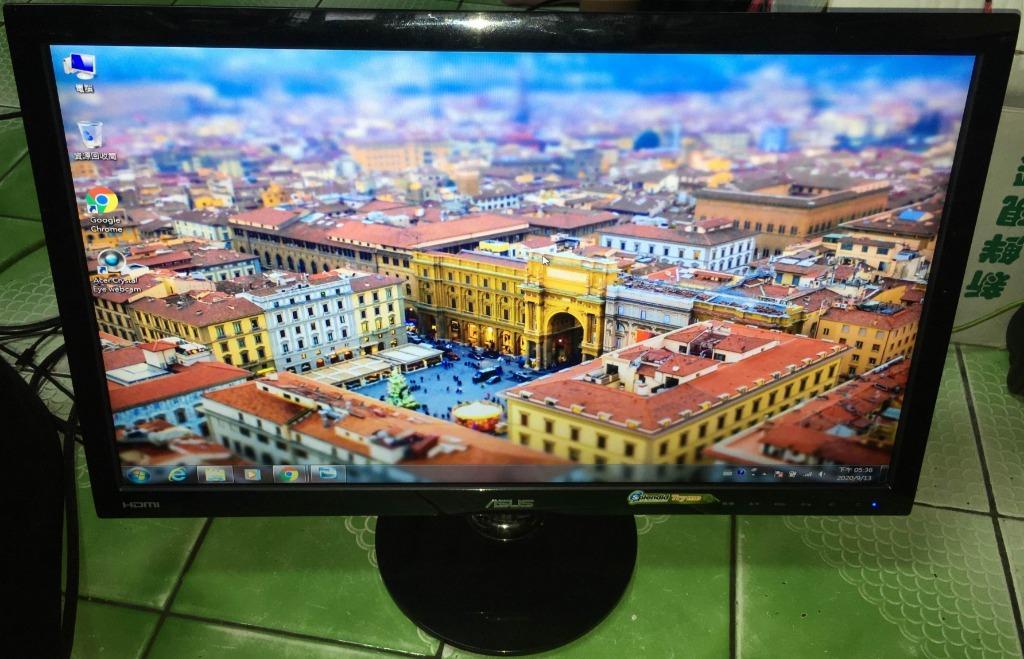 ASUS VS247 24吋 Full HD LED螢幕
