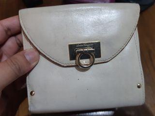 Authentic salvatore Ferragamo wallet