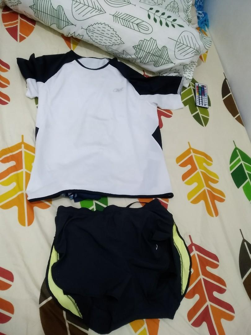 Baju & celana runing