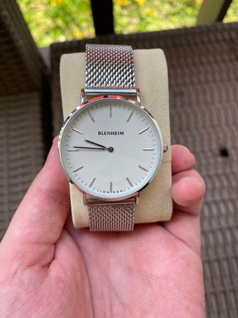 Blenheim Dress Watch
