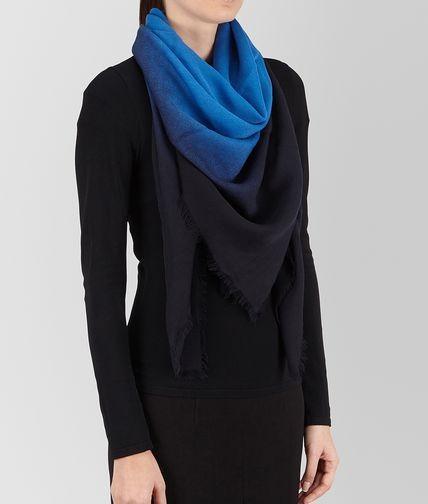 Bnib Bottega Veneta Wool Unisex Shawl Authentic