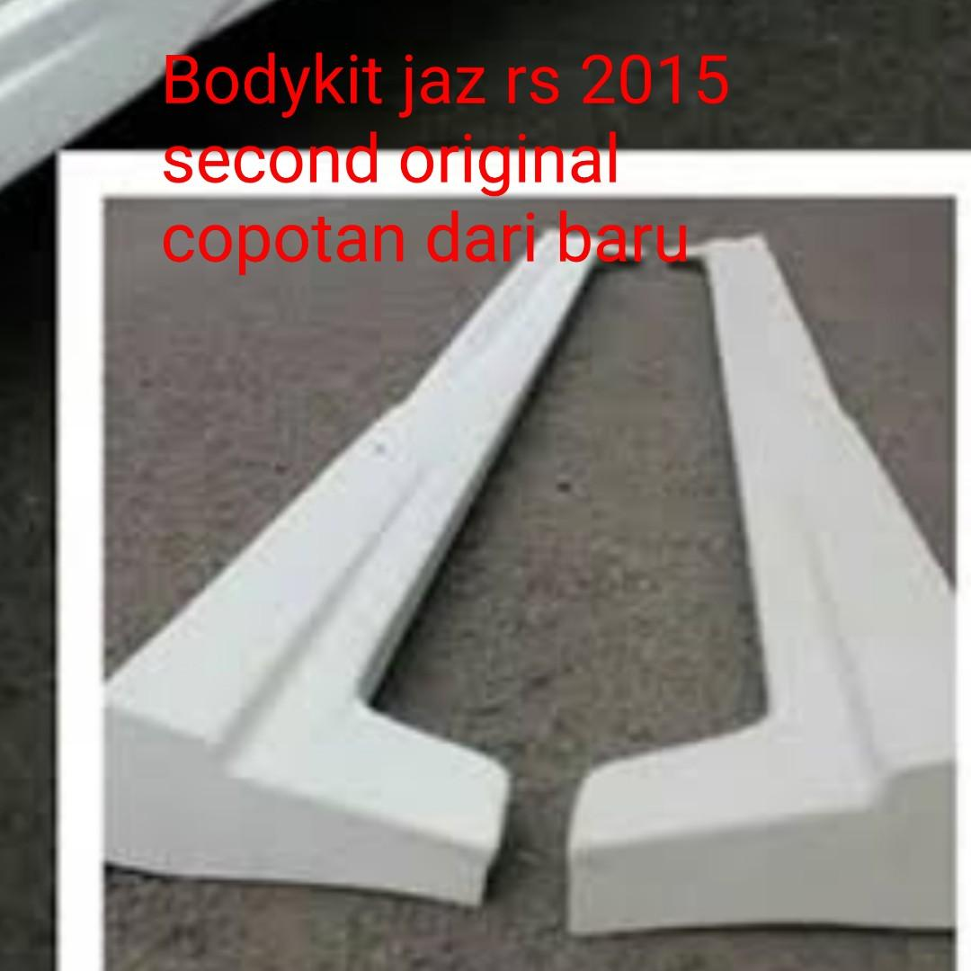 Bodykit  honda jazz 2015