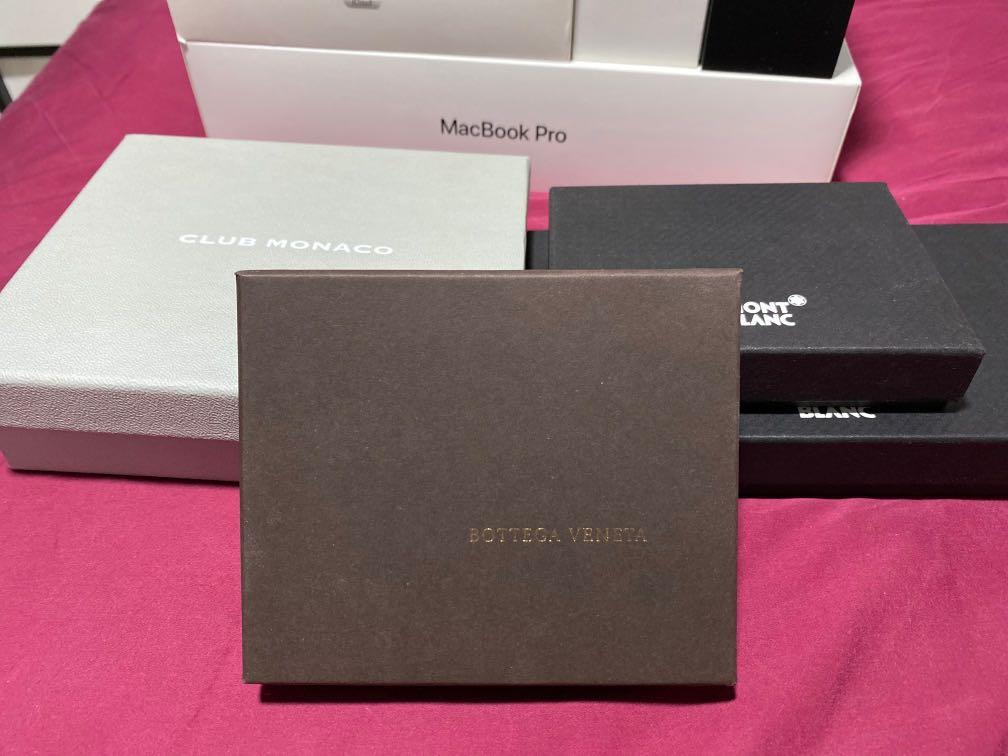 Bottega Veneta Wallet Box