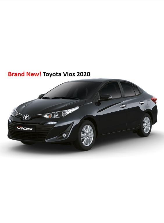 Toyota Vios 2020 (Brand New)