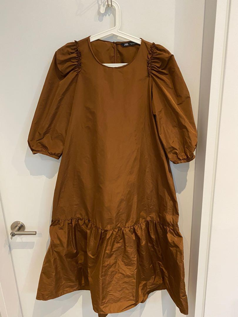 Brown Dress- size S