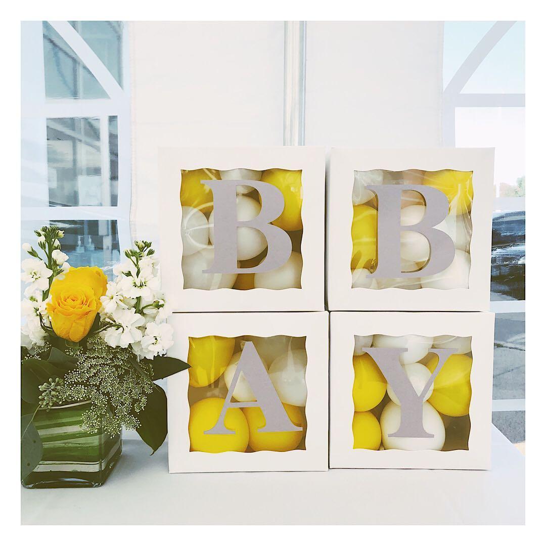 Custom decor blocks