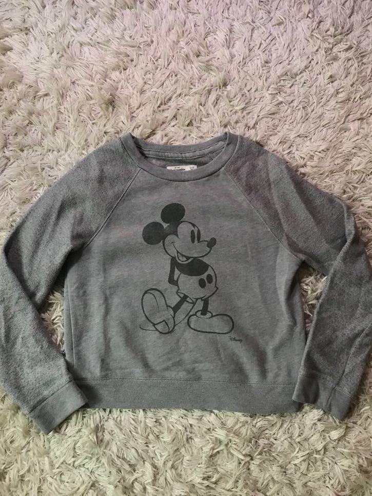 Disney Mickey Mouse crewneck