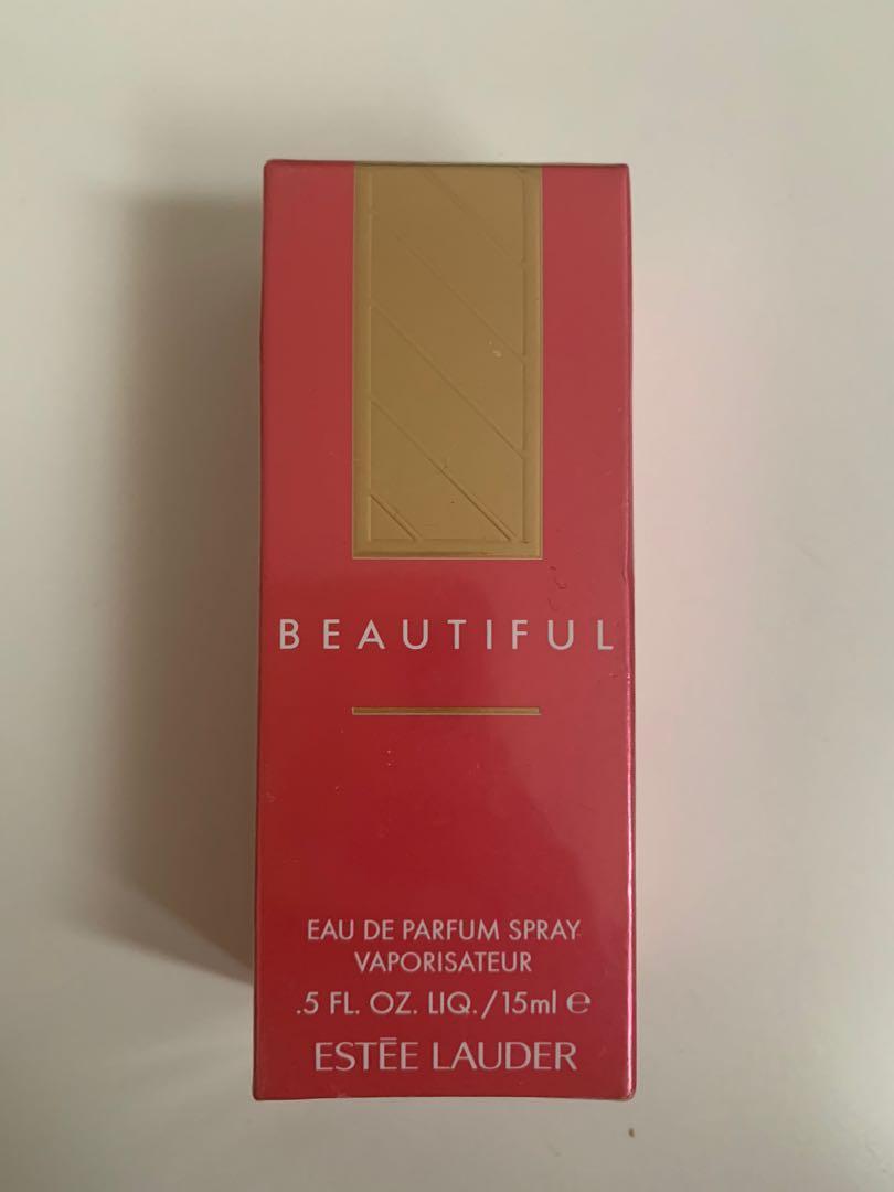 Estée Lauder BEAUTIFUL perfume. Sealed in packaging