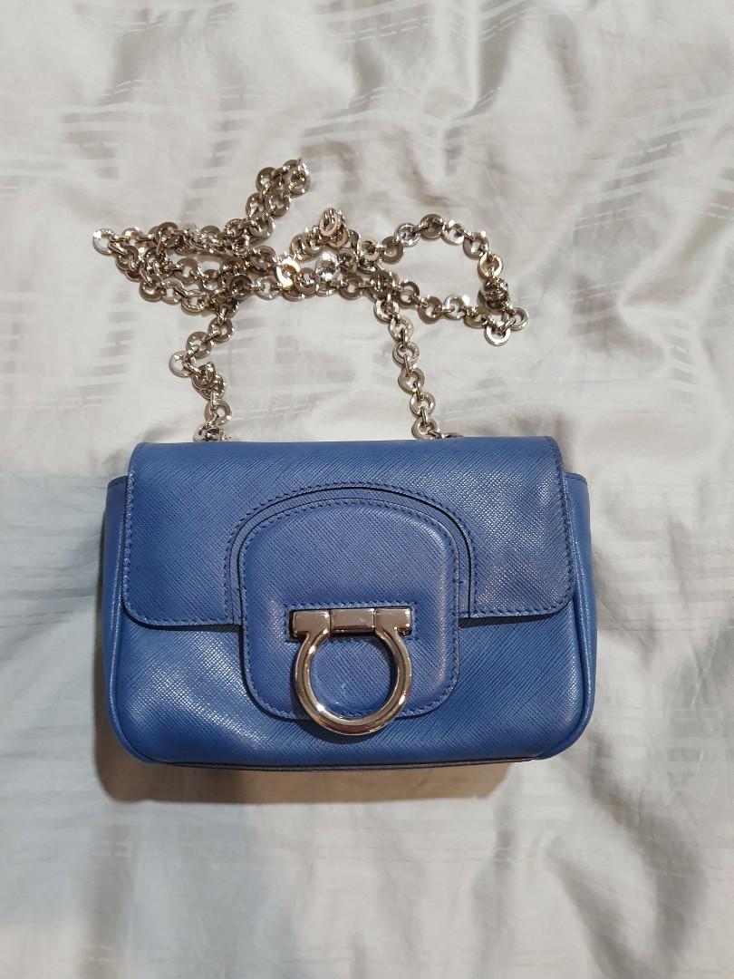 Ferragamo mini sling bag
