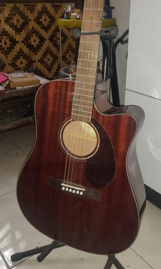 Gitar FENDER CD 140 SCE