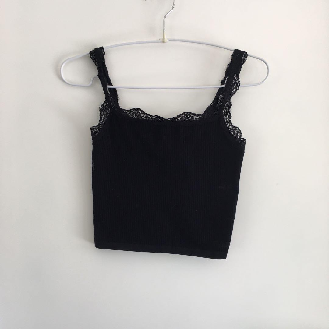 Glassons Lace Crop