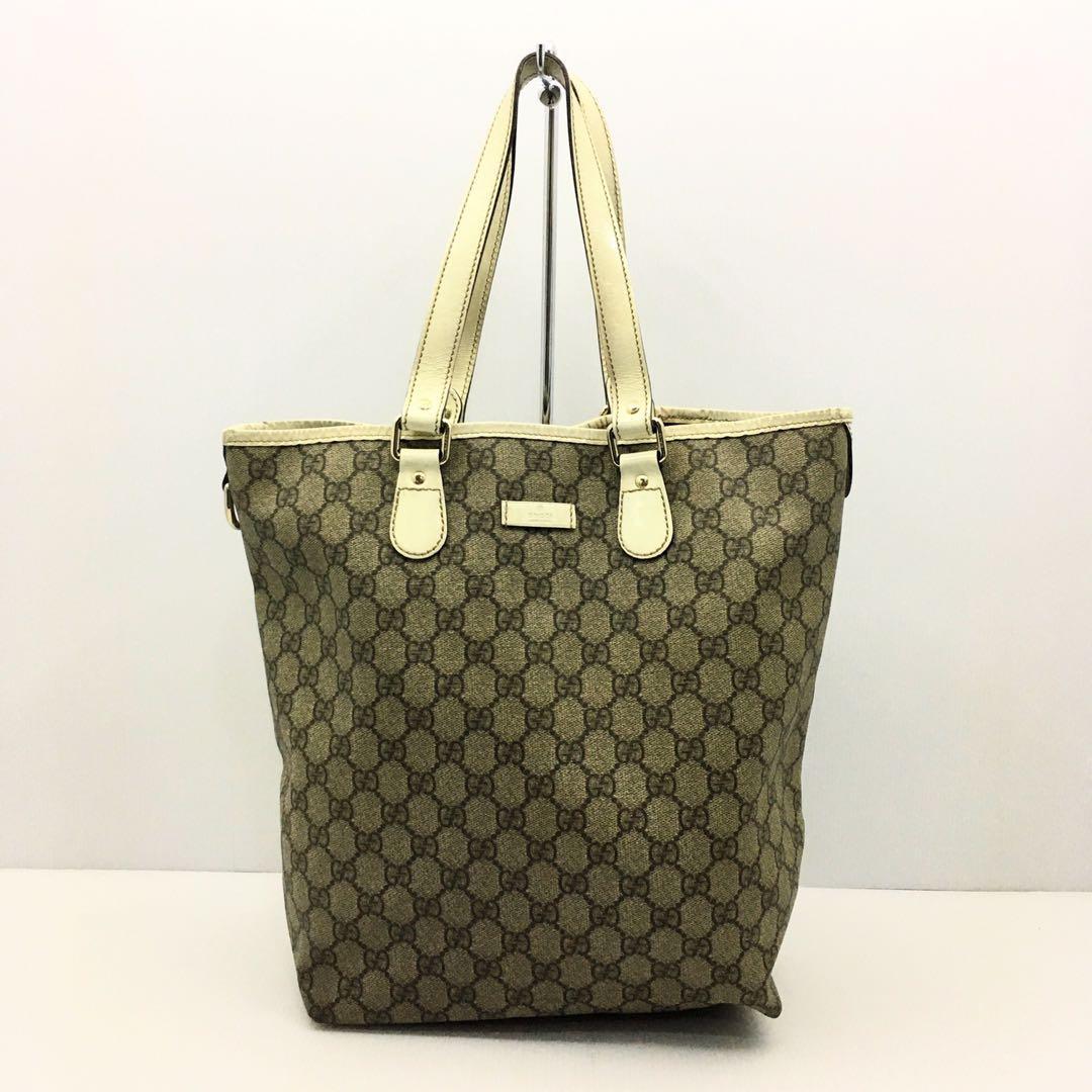 Gucci GG 189896 Medium Tote Bag 207007125 ~