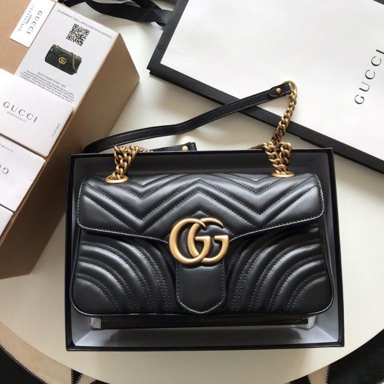 Gucci marmont shoulder bag