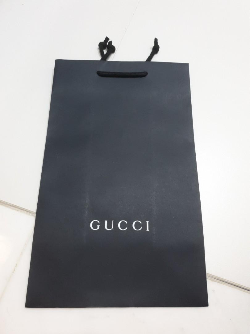 Gucci paper carrier