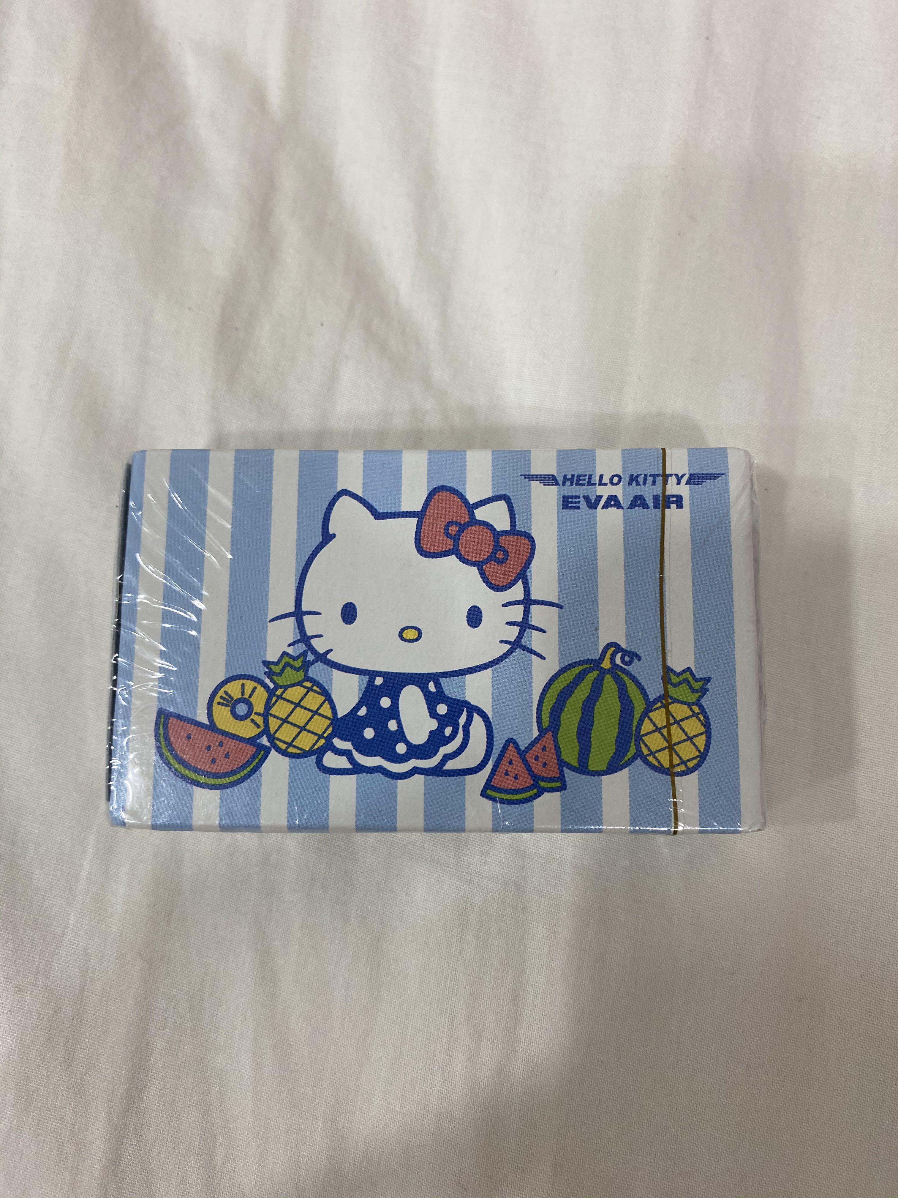 Hello Kitty長榮撲克牌
