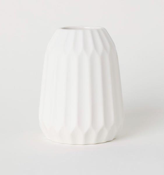 H&M Home Textured Vase