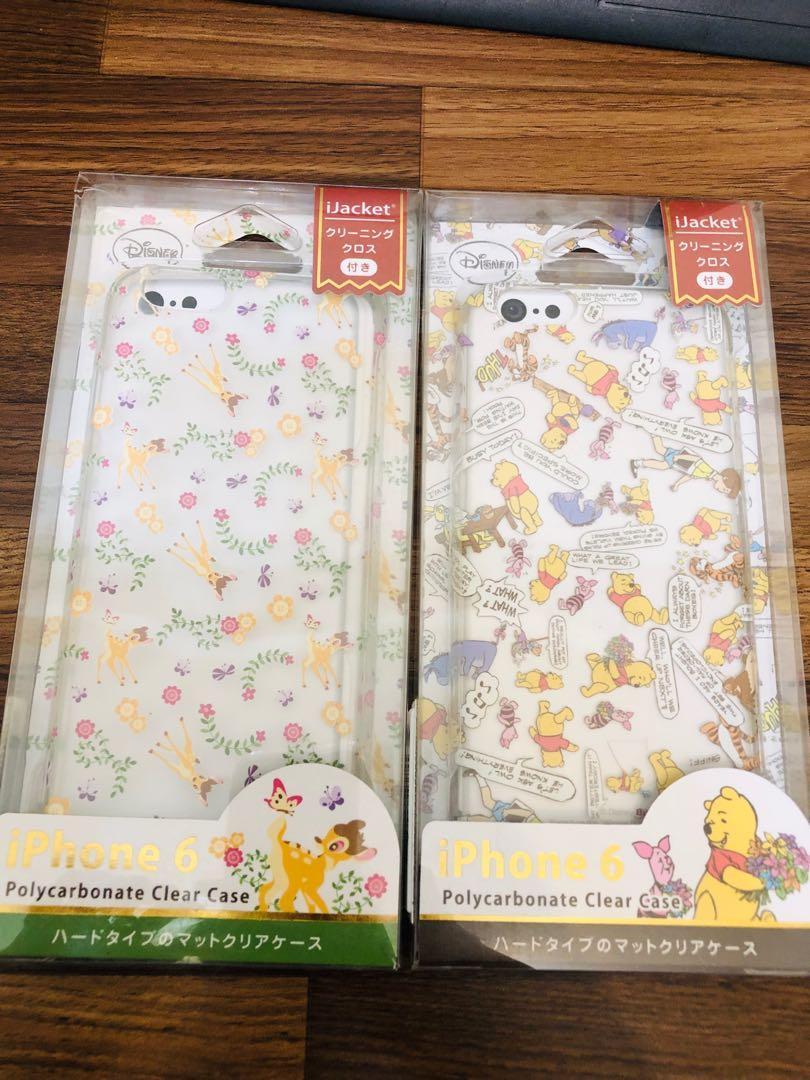 日本迪士尼帶回正版iPhone6手機殼