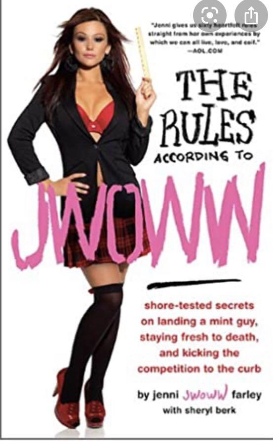 """Jwow the rules"" book"