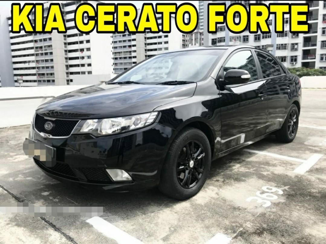 Kia Cerato 1.6 (A)
