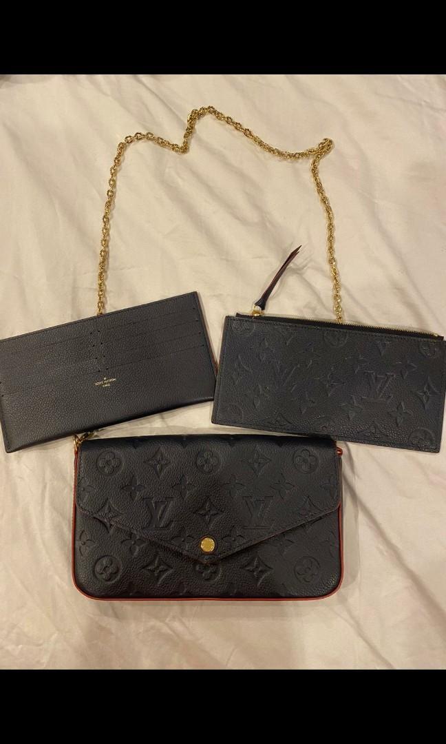 Louis Vuitton- FÉLICIE POCHETTE
